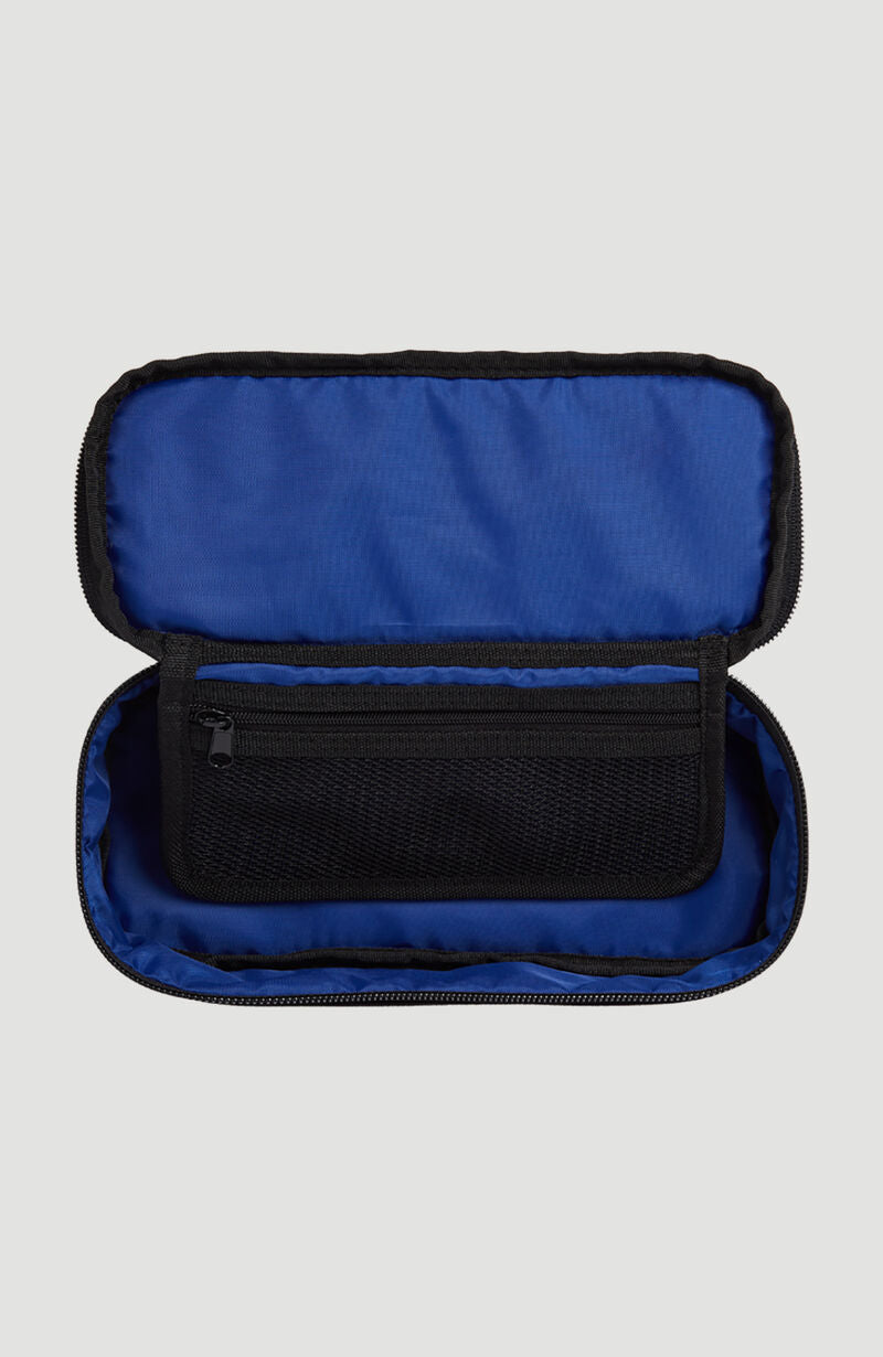 CARTUCHERA  - BM BOX PENCILCASE - BLUE AOP - INVIERNO 2020