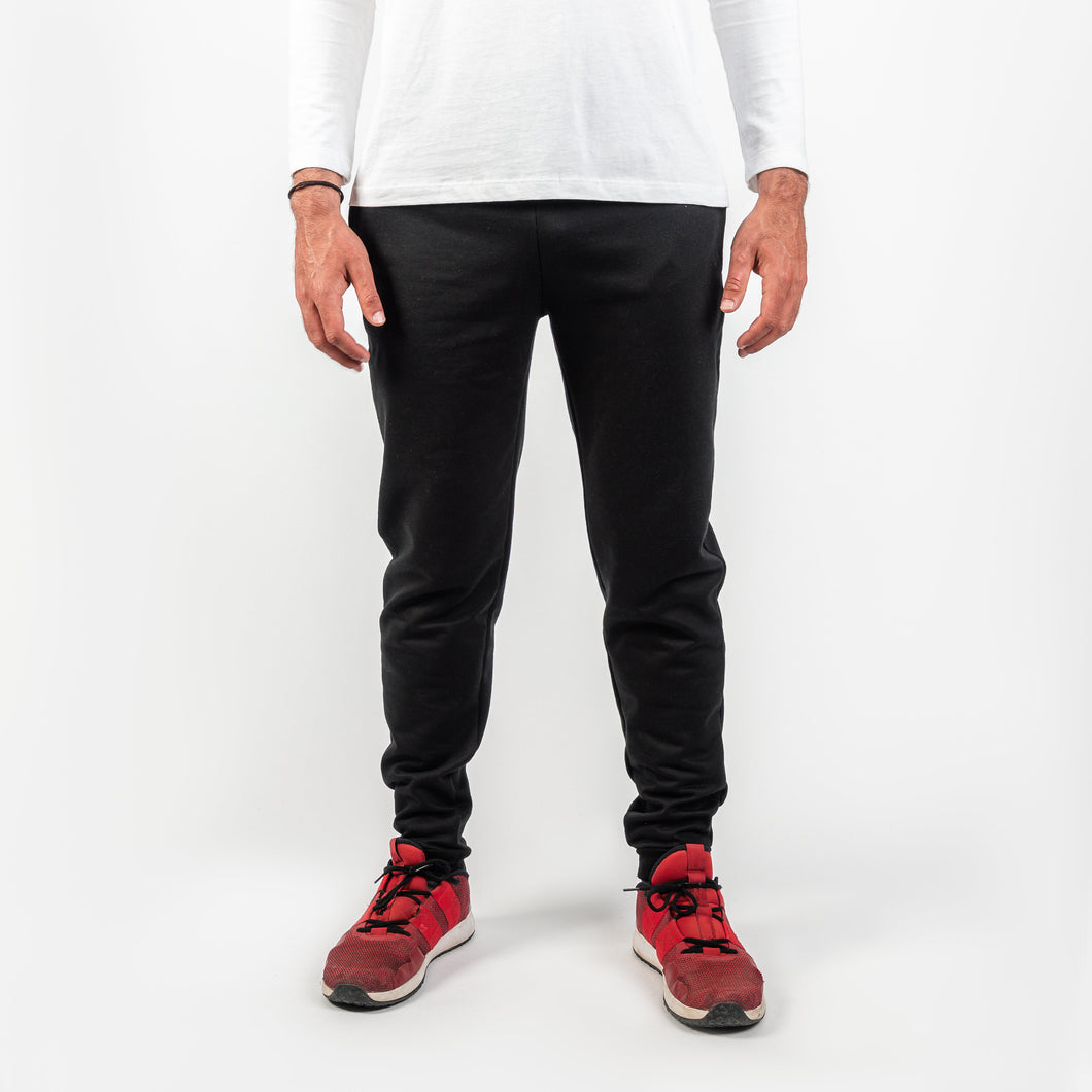 BUZO HOMBRE - LM THE ESSENTIAL SWEAT PANTS - DARK GREY MELEE - PRIMAVERA 2020