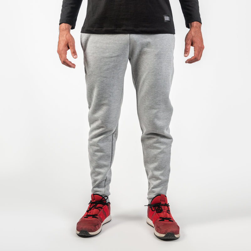 BUZO HOMBRE - LM THE ESSENTIAL SWEAT PANTS - SILVER MELEE - PRIMAVERA 2020
