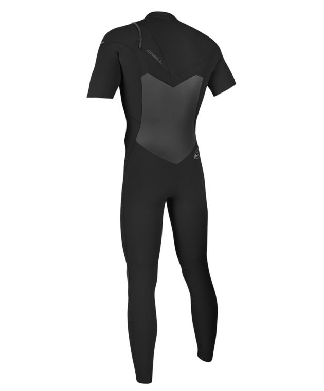 WETSUIT HOMBRE - FULL - SUPERFREAK FUZE 2MM S/S FULL - BLACK - VERANO 2019
