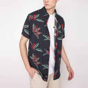 CAMISA M/C - O'NEILL HAWAII SHIRT -BLACK - VERANO 2020