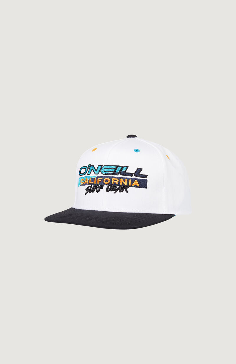 GORRA NIÑO - BB STAMPED CAP - POWDER WHITE - VERANO 2020