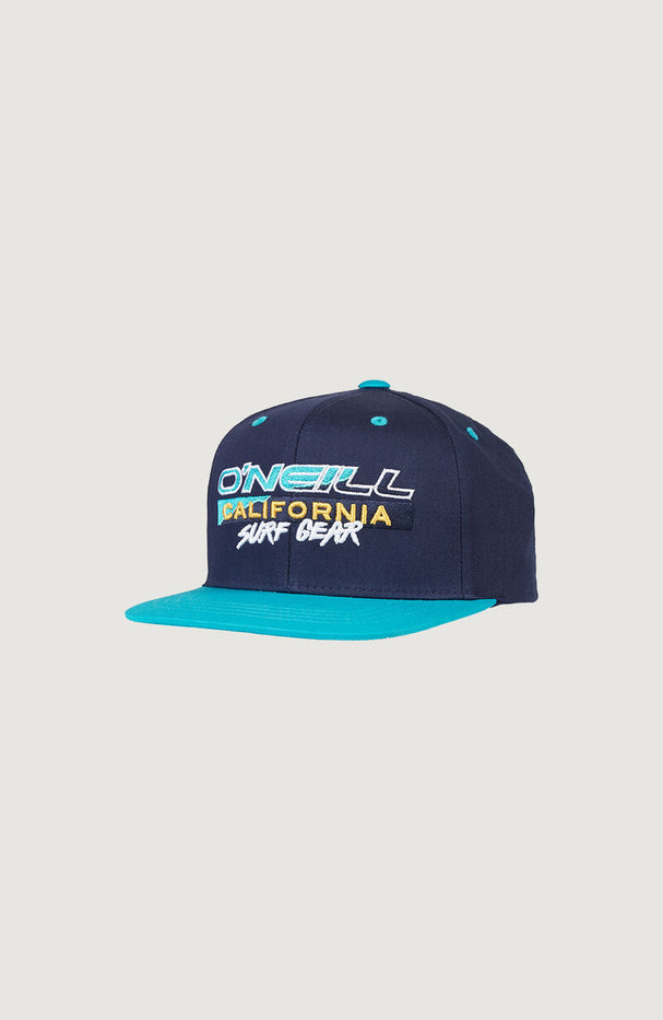 GORRA NIÑO - BB STAMPED CAP - INK BLUE - VERANO 2020