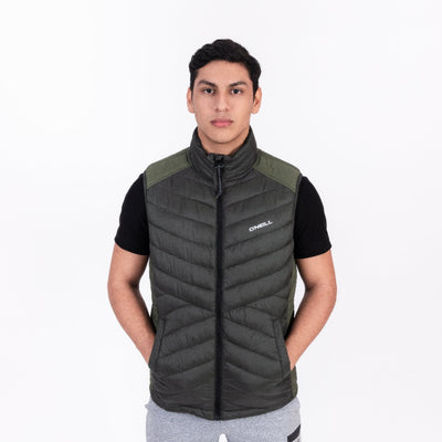 CHALECO HOMBRE - LM TRANSIT VEST - FOREST NIGHT - INVIERNO 2020