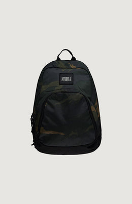 MOCHILA -BM WEDGE  BACKPACK - GREEN/BLACK 30L - INVIERNO 2020