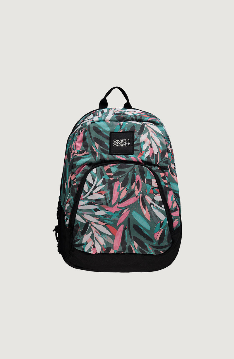 MOCHILA -BM WEDGE  BACKPACK - GREEN/WHITE 30L - VERANO 2020