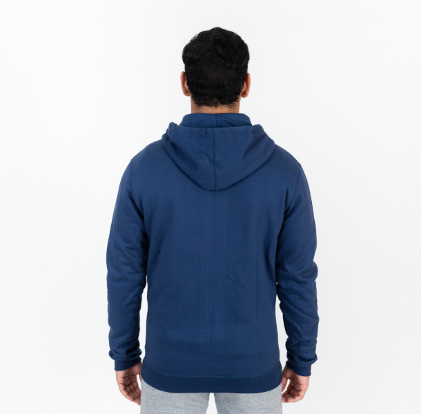 POLERON HOMBRE - LB ONEILL FULL ZIP HOODIE - INK BLUE - INVIERNO 2020
