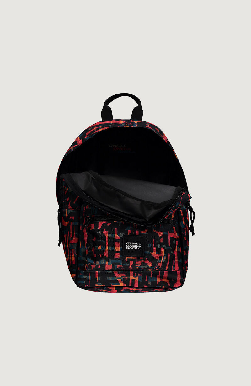 MOCHILA - BM COASTLINE MINI - RED W/BLACK 10L- VERANO 2020