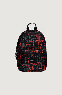 MOCHILA - BM COASTLINE MINI - RED W/BLACK - VERANO 2020
