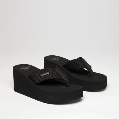 FLIP FLOP WOMAN - BLACK - VERANO 2020