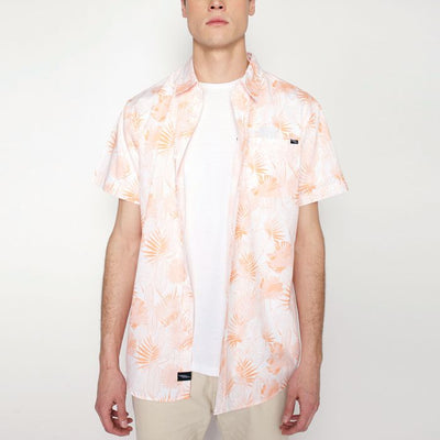 CAMISA M/C - HAWAII WHITE - VERANO 2020