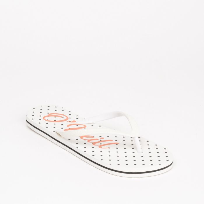 WOMAN´S SANDAL - WHITE DOTS - VERANO 2021
