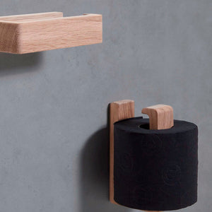 TOILET TOWEL HOLDER - CAZACOOL