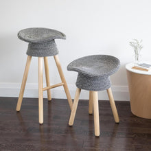 Indlæs billede til gallerivisning COILED COUNTER STOOL - CAZACOOL