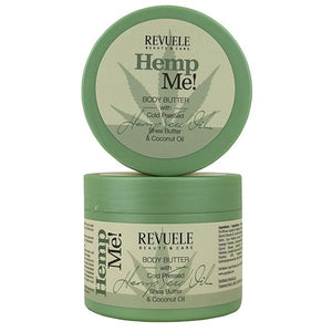 REVUELE Hemp me! Body Butter - districtglitz.com