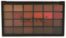 Load image into Gallery viewer, Technic 24 Eyeshadows - HEAT IS ON
