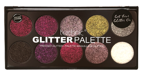 Technic Glitter Palette - UNICORN UNIFORM - districtglitz.com