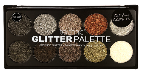 Technic Glitter Palette - Star dust - districtglitz.com