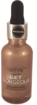 Technic Liquid Get Gorgeous - HIGHLIGHTER BRONZING - districtglitz.com