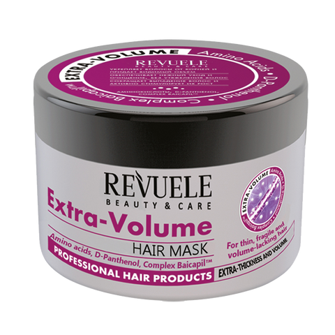REVUELE Hair Mask Extra Volume - districtglitz.com