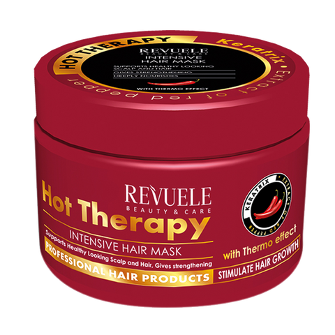 REVUELE Intensive Hair Mask with Thermo Effect - districtglitz.com