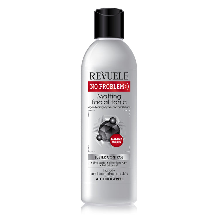 REVUELE No Problem Mattyfing Facial Tonic - districtglitz.com