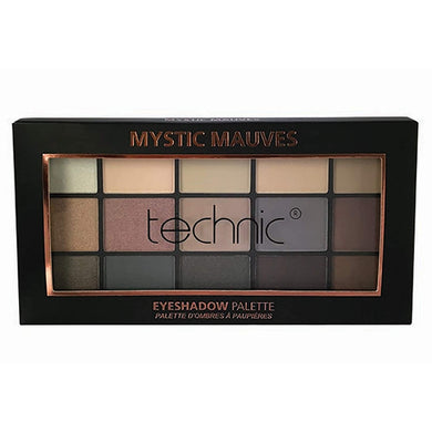 Technic 15 Eyeshadows - MYSTIC MUAVES