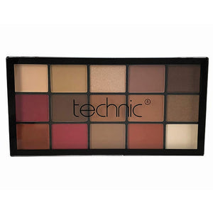 Technic 15 Eyeshadows - URBAN JUNGLE - districtglitz.com