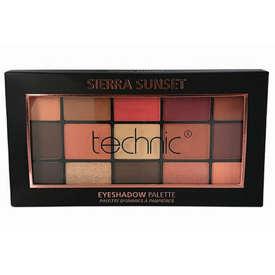 Technic 15 Eyeshadows - SIERRA SUNSET