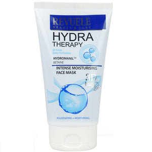 REVUELE Hydra Therapy Intense Moisturizing Face Mask - districtglitz.com