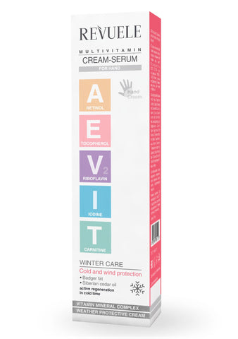 REVUELE AEVIT Multivitamin Cream-Serum for Hands - districtglitz.com