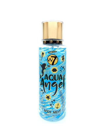 W7 Body Mist - Aqua Angel - districtglitz.com