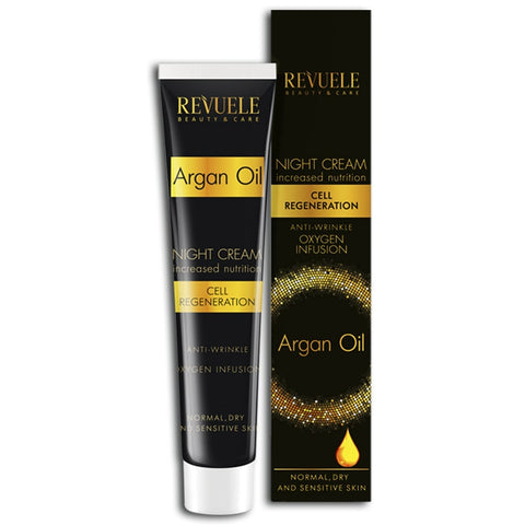 REVUELE ARGAN OIL Night Cream