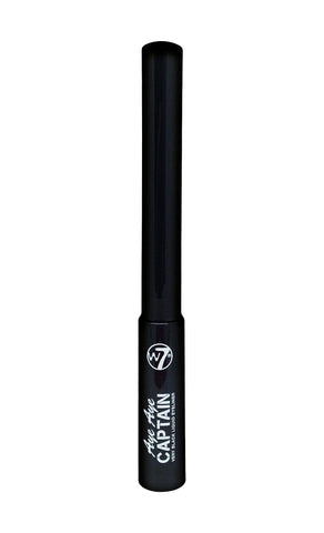 W7 Aye Aye Captain Black Eye Liner - districtglitz.com