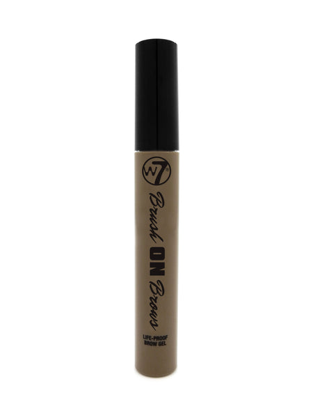 W7 Brush On Brows Life-Proof Brow Brunette - districtglitz.com