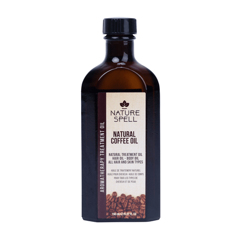 NATURE SPELL Coffee Oil For Skin & Hair