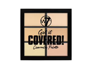 W7 Got it Covered! Concealer Palette - districtglitz.com