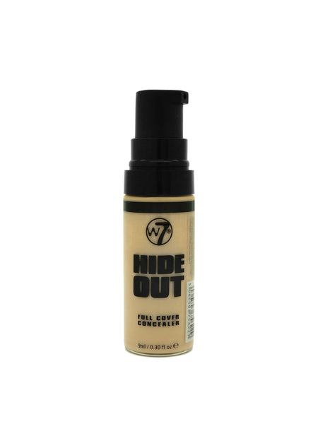 W7 Hide Out - Full Cover Concealer Medium - districtglitz.com