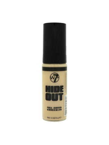 W7 Hide Out - Full Cover Concealer Light - districtglitz.com