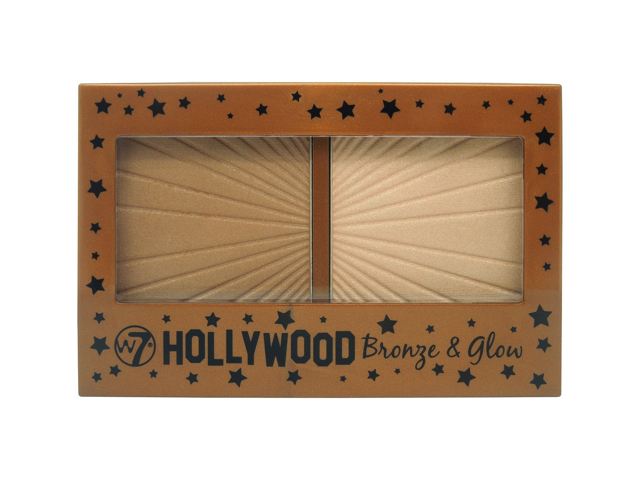 W7 Hollywood Bronze and Glow - districtglitz.com