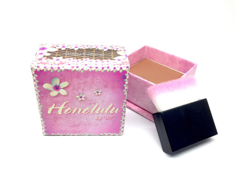 W7 Honolulu Bronzer Box - districtglitz.com