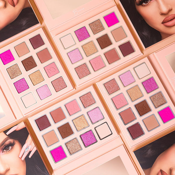 Beauty Creations BRIANA'S EYESHADOW PALETTE