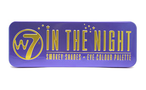 W7 In The Night - Eye Shadow Tin - districtglitz.com