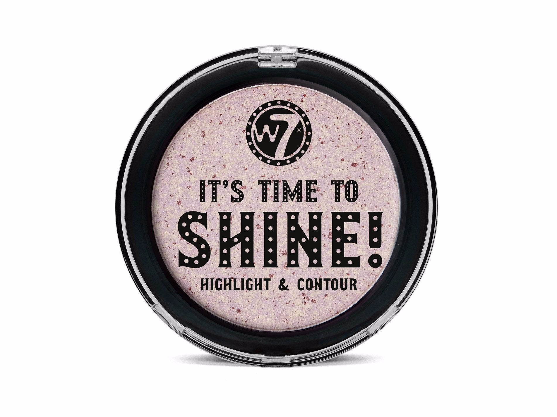 W7 It's Time to Shine!Highlight and Contour Powder - districtglitz.com