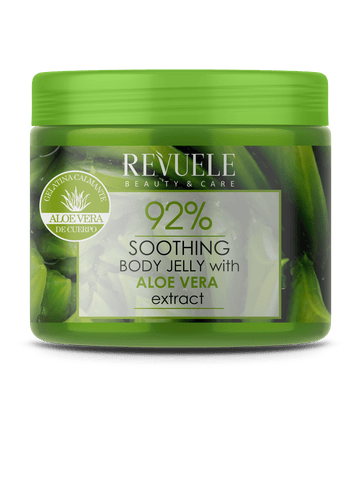 REVUELE BODY JELLY WITH ALOE VERA EXTRACT - districtglitz.com