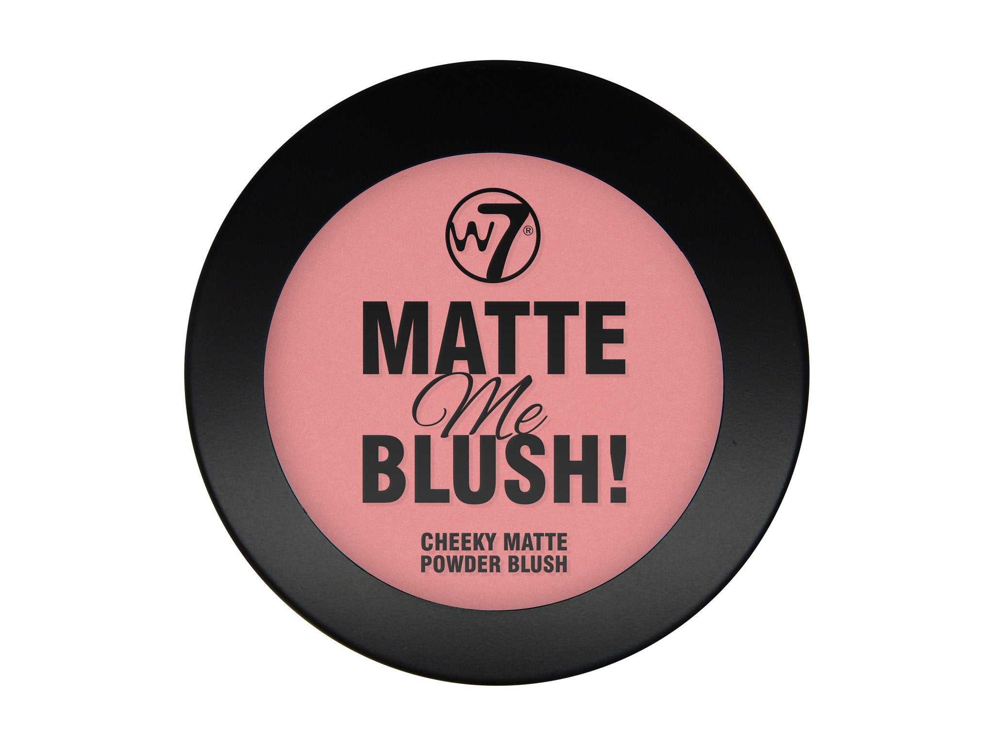 W7 Matte Me Blush On the Edge - districtglitz.com