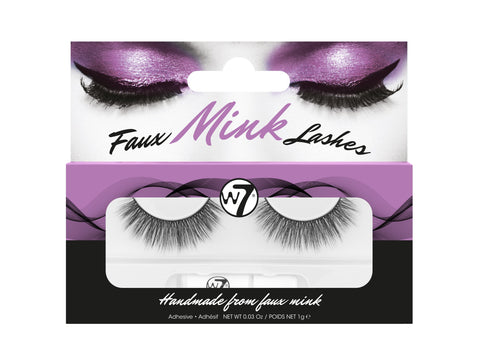 Faux Mink Lashes - ML35 - districtglitz.com