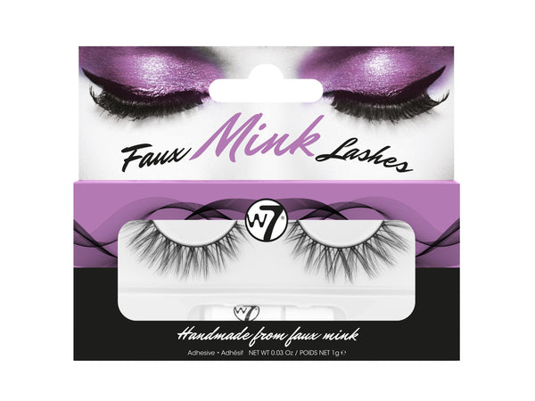 Faux Mink Lashes - ML39 - districtglitz.com
