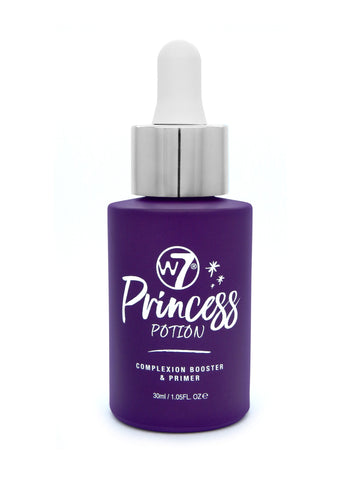 W7 Princess Potion Face Primer Drops - Complexion Booster and Primer - districtglitz.com