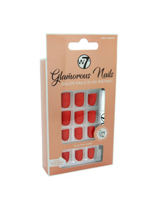 Glamorous Nails Stick On Nails - Red Carpet - districtglitz.com